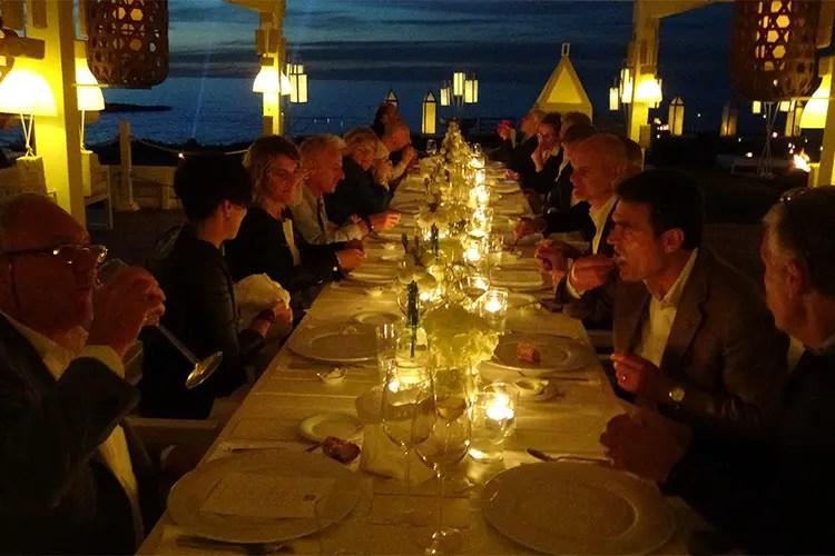 Euro-Toques, vince l'associazionismo Nuova guida e alta cucina in Puglia