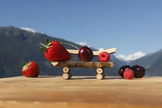 Freschezza e gusto sono i segreti dei piccoli frutti dell'Alto Adige -  Italia a Tavola