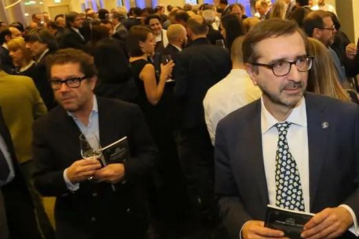 Emanuele Rabotti (Monterossa) e Giulio Cocchi (Cocchi Vermouth)