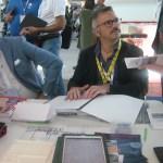 IMG 4148 1 - Grande successo per lo Stand Viaggiare Disabili alla Fiera TTG Incontri di Rimini