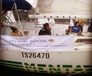 barcolana abiliatour 300x250 - A Trieste la regata Barcolana. L'equipaggio di Menta ospita l'Associazione Abiliatour