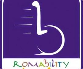 romability Logo blu