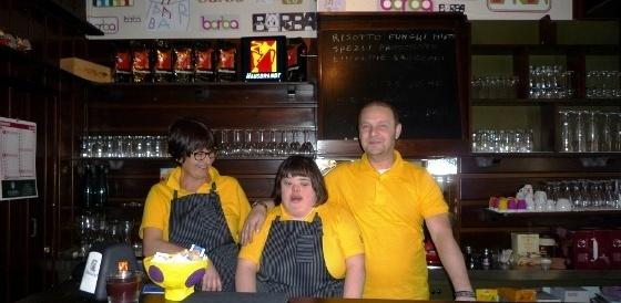 """A Trento nasce """"Dal Barba"""" un ristorante accessibile dove lavorano ragazzi autistici"""