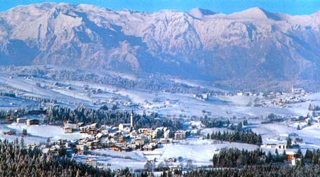 "Altopiano di Asiago un progetto regionale ""Altopiano accessibile"""