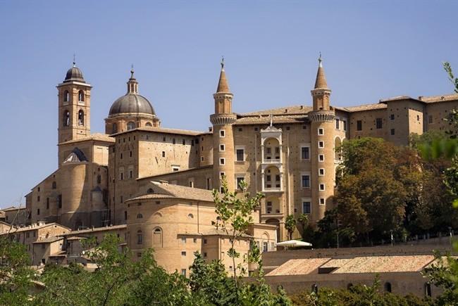 palazzo ducale urbino - Il Palazzo Ducale di Urbino diventerà accessibile grazie ad un progetto del MIBACT