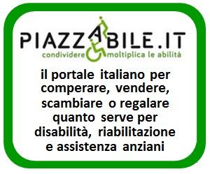 Piazzabile.it condividere moltiplica le abilità – Partner ItaliAccessibile