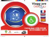 """Copertina catalogo Viaggiare Disabili 2015 Banner - 16 febbraio 2015: Laboratorio di Cucina """"Il linguaggio universale del Gusto"""" con Inteprete LIS a Tricase Porto (Le)"""
