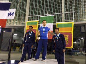 M.llo Giovanni Dati 300x225 - Open Paralimpici Militari di Nuoto: seconda medaglia per l'Italia