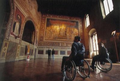 Accessibilità, oggi il webinar 'Il co-design della visitor experience per un turismo culturale accessibile'