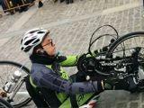 samuel marchese handbike - Benevento : Barriere architettoniche e parcheggi selvaggi. ItaliAccessibile incontra le istituzioni