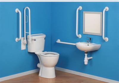 Viaggio nel mondo della disabilit bagni inaccessibili - Normativa bagno disabili locali pubblici ...