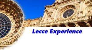 """lecce experience 617x340 300x165 - """"Lecce Experience"""": il 2 maggio iniziativa alla scoperta di Lecce con un itinerario accessibile"""