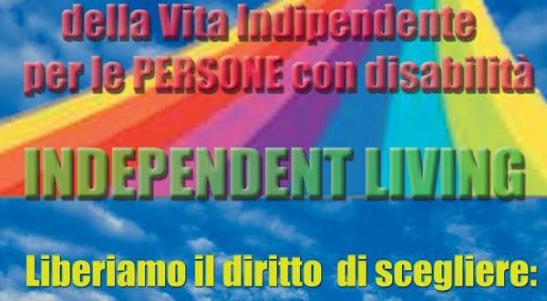 5 maggio Seconda Giornata Europea per la Vita Indipendente delle Persone con Disabilità