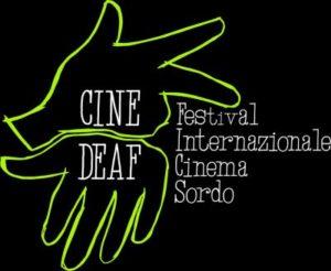 logo cinedeaf 2015 300x246 - Dal 5 al 7 Giugno 2015 Cinedeaf – Festival Internazionale del Cinema Sordo di Roma.