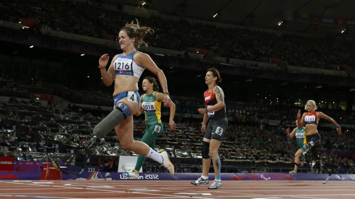 Martina Caironi ha trionfato agli Italian Open Championship 2015 e nuovo record mondiale
