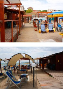 Tangram - Spiaggia accessibile - Follonica (Gr)