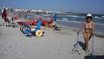 accesso-spiaggia-san-foca-mare-italiaccessibile