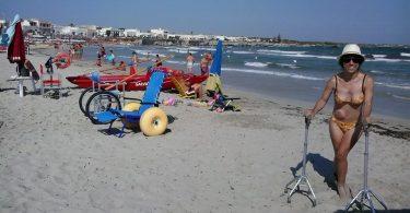 Spiaggia Accessibile San Foca (Le)