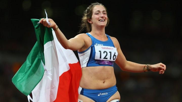 Quattro medaglie per l'Italia ai Mondiali Paralimpici a Doha. Oro Caironi