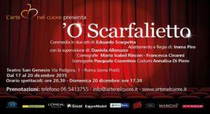 """teatro lartenelcuore 300x163 - Il TEATRO DE L'ARTE NEL CUORE ONLUS IN """"O' SCARFALIETTO"""" , OMAGGIO A LUCA DE FILIPPO"""