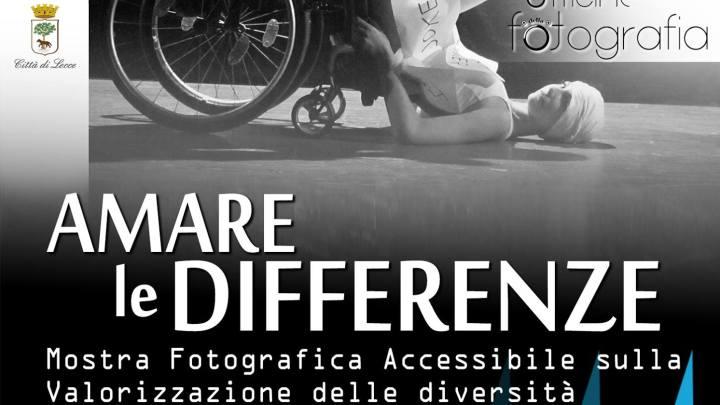 """Movidabilia: II° edizione del contest fotografico """"Amare le Differenze"""". 9 gennaio a Lecce"""