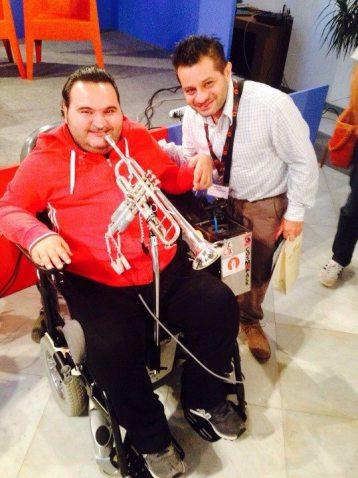 """il progetto """"MusicAAL"""" di Accordiabili. Progettare e costruire, strumenti musicali per chi ha una disabilità"""