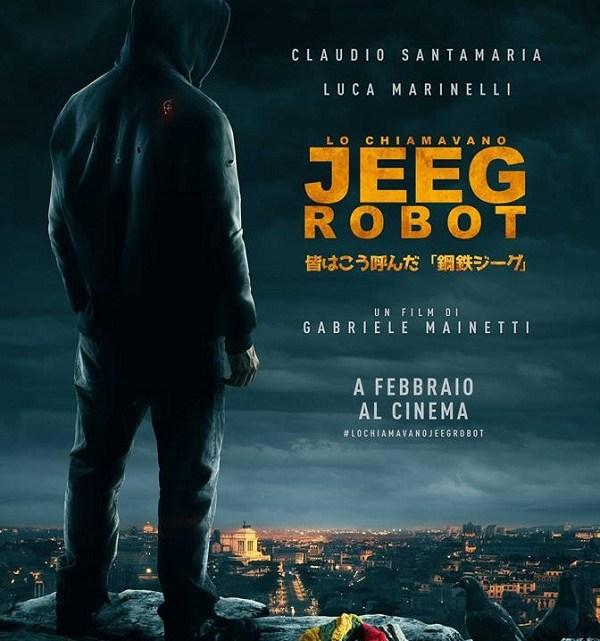 """""""Lo Chiamavano Jeeg Robot"""": un film accessibile a disabili sensoriali in uscita nelle sale"""