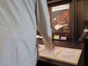 """braille montepulciano 300x225 - """"Montepulciano sotto le dita"""": schede in braille per i turisti non vedenti"""