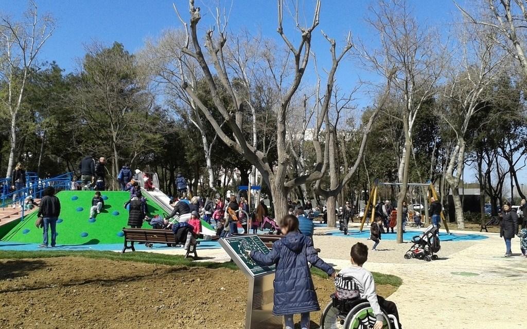"""Luoghi da visitare con i bambini a Rimini: area giochi inclusiva """"Tutti a bordo!"""""""