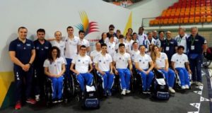 Italia Europei di Nuoto Paralimpico