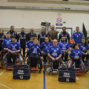 Italia Wheelchair Handball