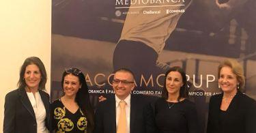Giusy Versace GruppoMediobanca4DisabiliNoLimits - Giusy Versace alla Stramilano lancia raccolta fondi di GruppoMediobanca4DisabiliNoLimits