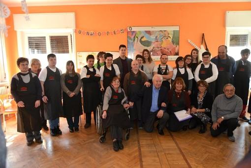 """Gaglianico (Bl) : """"Diversamente Chef"""" la cucina abbatte le barriere della disabilità"""