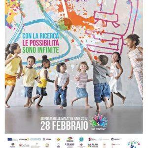 giornata mondiale malattie rare 300x300 - 28 Febbraio : Giornata mondiale delle Malattie Rare