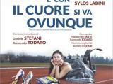 Giusy Versace spettacolo teatrale Manzoni Milano 14 giugno-2017