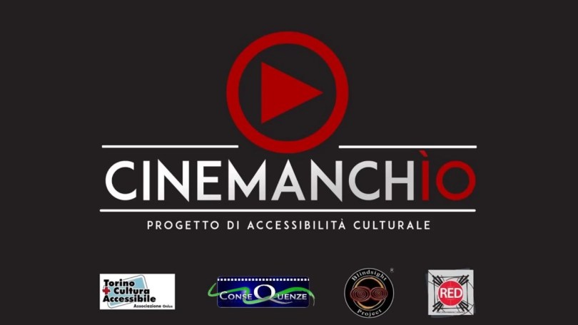 Cinemanchio - Accessibilità cinema
