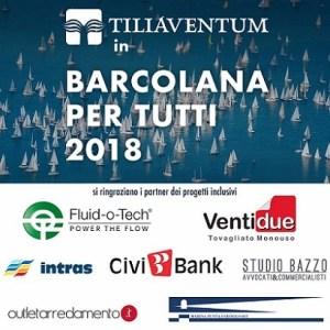 tiliaventum barcolana per turri - Vela: Barcolana per tutti con il team Tiliaventum