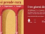 bologna si prende cura locandina def - Nel/Col/Dal Museo Fattori di Livorno in LIS
