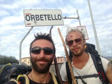 Luca Mencarelli e Simone Martini