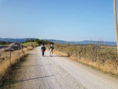 Verso San Piero a Sieve