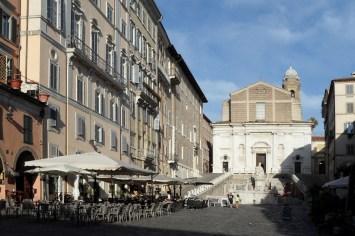 Ancona - Piazza del plebiscito
