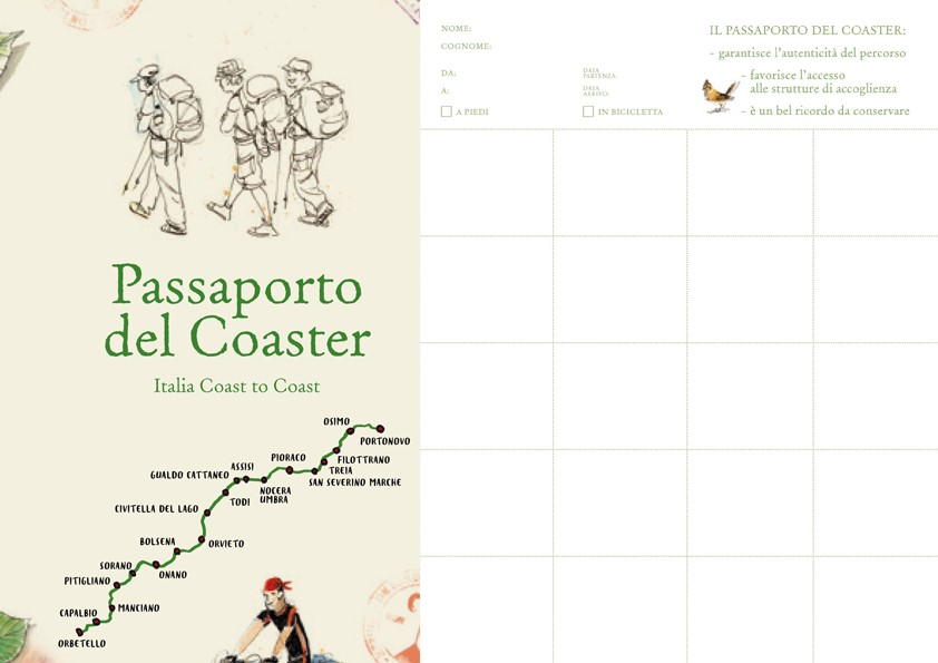 Passaporto del Coaster