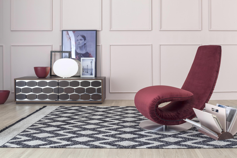 ricciolo chaise longue by tonin casa
