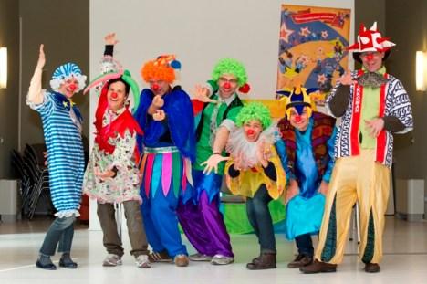 Clown - Dynamo Camp