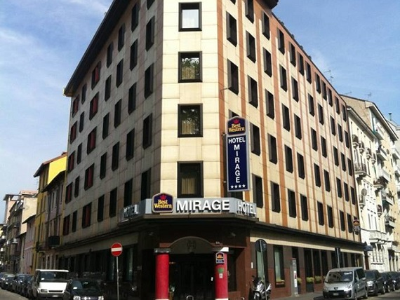 Hotel Mirage Milan - Lombardy - Italy
