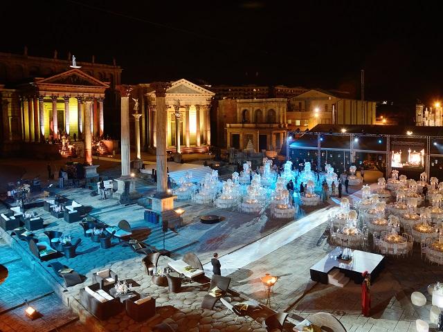 Cinecittà Events Movie Rome - Italy