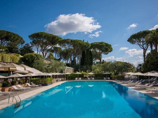 Rome Cavalieri Waldorf Astoria Hotel & Resort - Rome - Lazio - Italy