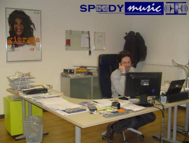 Speedy Music - Logistics Milan in Italy and abroad