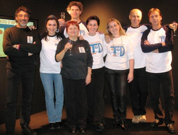 Te.D. - Teatro d'Impresa - Corporate training Italy