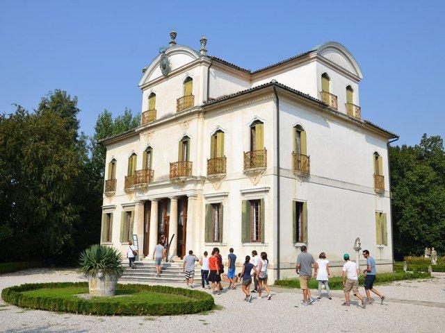 Villa Widmann Rezzonico Foscari - Italy